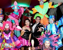 IIusionista Magico Lucas Proximidade Festa Circo