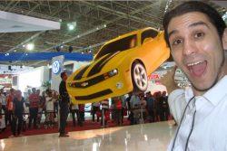 Proximidade Palco Automovel GM Corporativo